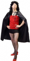 Sweet Transvestite Costume (Inc. wig)